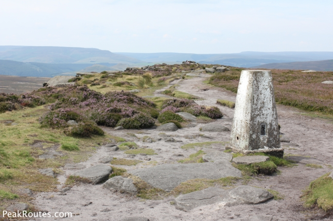 High Neb on Stanage Edge