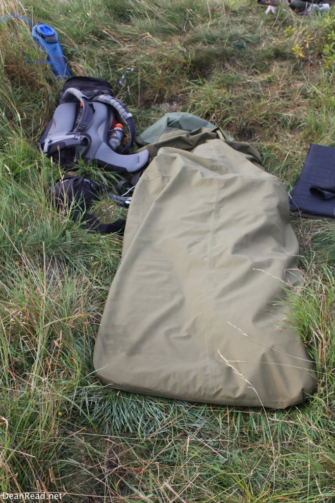 Army Issue Goretex Bivvy Bag